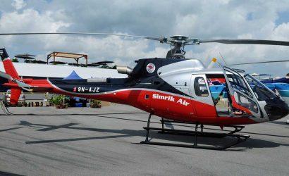 Kathmandu to Pokhara Helicopter Tour