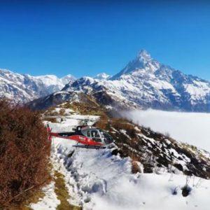 Mardi Himal Heli Tour
