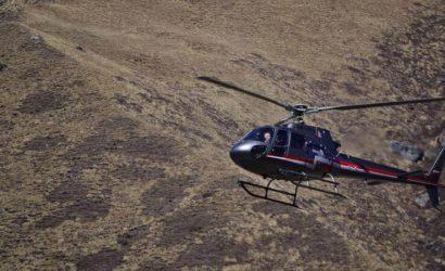 Pokhara To Muktinath Helicopter