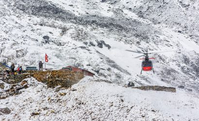Jomsom to Muktinath Helicopter